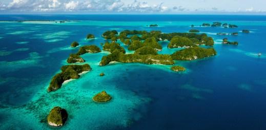 Na ostrově Palau je povolený gay sex