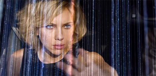 Film Lucy: Užijte si velkou dávku nadpřirozena
