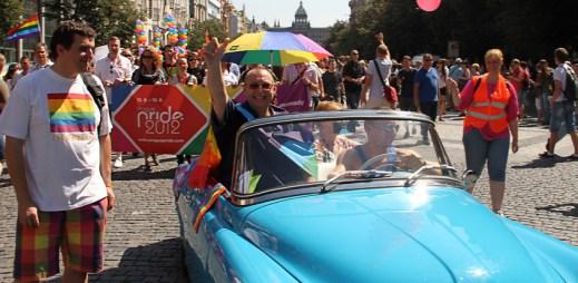 Gayové a lesby 25 let poté