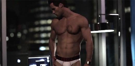 Dokonalá reklama na spodní prádlo: To snad není možné