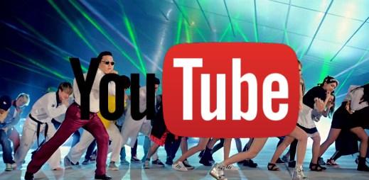 Videoklip Gangnam Style má více zhlédnutí, než YouTube dokáže zobrazit
