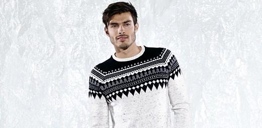 Vánoční kolekce XMASS 2014 módní značky F&F – 1. část