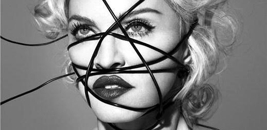 Madonna: Poté, co jí uniklo nové album v demo verzi, oficiálně vydává 6 songů, se kterými válcuje iTunes