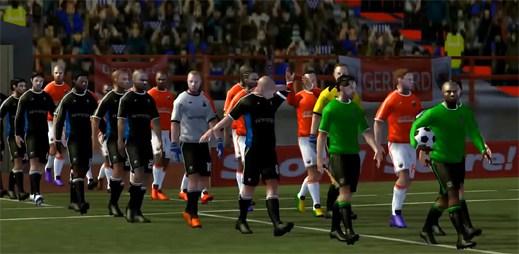 Hra Dream League Soccer je pro milovníky fotbalu