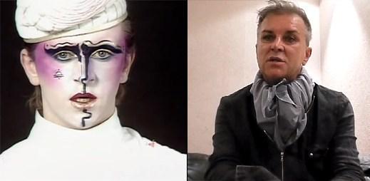 Gay zpěvák Steve Strange známý z hitu Fade to Grey zemřel