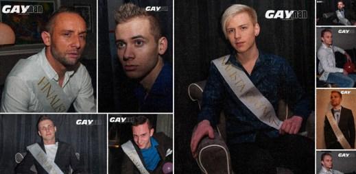 Gayman 2015: Z těchto osmi sexy finalistů vzejde jeden vítěz!