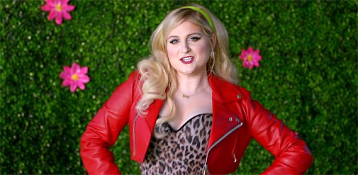 Meghan Trainor si v klipu Dear Future Husband hledá vysněného muže