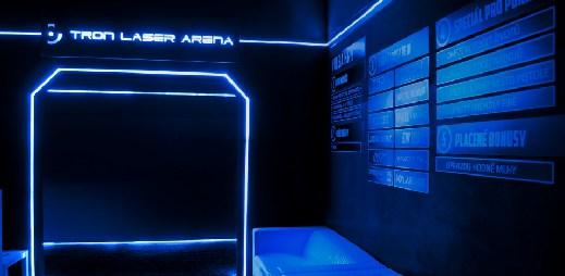 Vyhlášení výherce: Soutěž o vstupenky na Laser Game