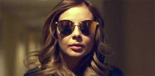 Monika Bagárová je podezřelá z vraždy svého přítele v klipu Never Had