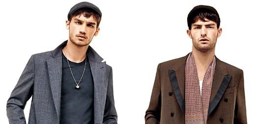 Dolce & Gabbana: Dva outfity, ve kterých ležérní kabát nahradil bundu