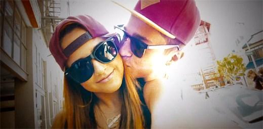 Becky G si v klipu Lovin' So Hard užívá den se svým přítelem Austinem Mahone