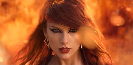 Taylor Swift posílá za zradu Katy Perry nelichotivý vzkaz klipem Bad Blood