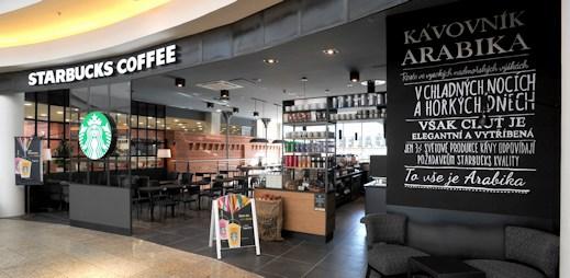 Gay friendly kavárna Starbucks otevřela v Brně druhou pobočku