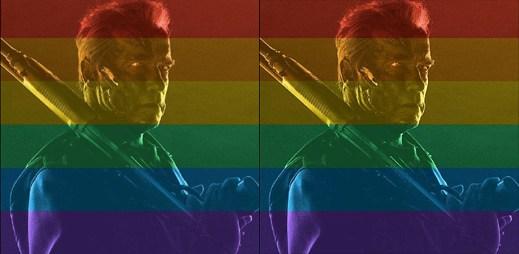 Božský Arnie vzkazuje všem homofobům: Hastala la vista!