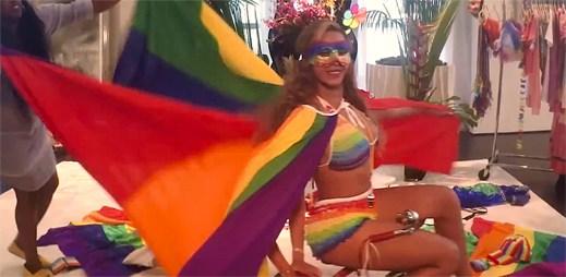Beyoncé oslavuje legalizaci homosexuálního manželství v USA originálním videem!