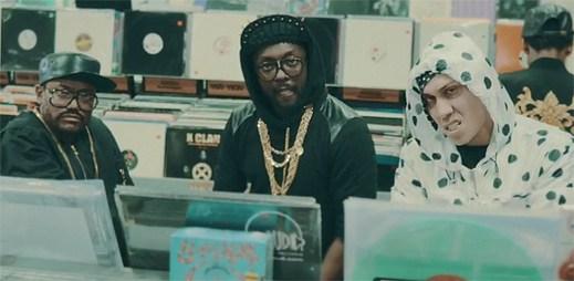 Black Eyed Peas se s Yesterday vrací ke svým kořenům. Tentokrát bez Fergie