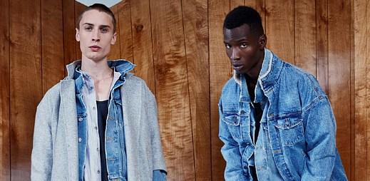 Fear of God v nové kolekci Fourth Collection představuje džínový kabát a silné vrstvení
