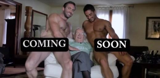 Gay film: Praotec gay porna (Peter de Rome Grandfather of Gay Porn)