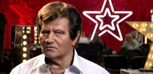Připomeňte si: Nadějný zpěvák Jozef Pátrovič zase navštívil Talent. Přišel, zazpíval a porotci utekli