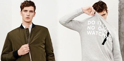 Noste klasický styl s dotekem streetu, vzkazuje Zara ve svém podzimním lookbooku