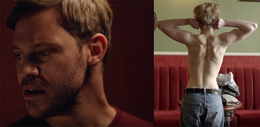 Will Young ukazuje statečnost transgender muže v klipu Brave Man