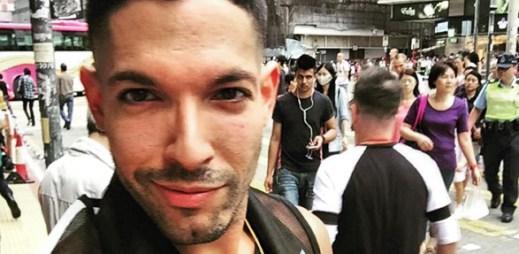 Instagram: Emmanuel Mass Luciano je oficiálně nejkrásnější gay světa!