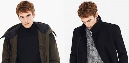 Když je venku zima: Zara vydala kolekci teplých bund