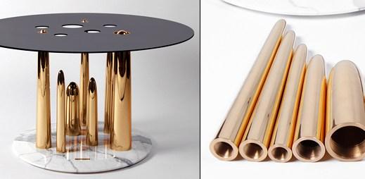 Stůl příhodně nazvaný Glory Holes využijete i jako sexuální hračku