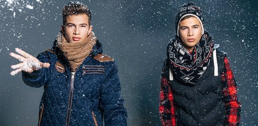 New Yorker: Zimní bundy a vesty, které vás udrží v teple