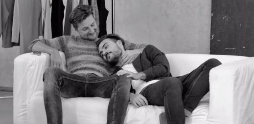 Český rapper Lipo natočil klip Štěstí, ve kterém si zahrál skutečný gay pár!