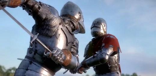 Česká RPG hra Kingdom Come: Deliverance udělala z realistického boje zábavu