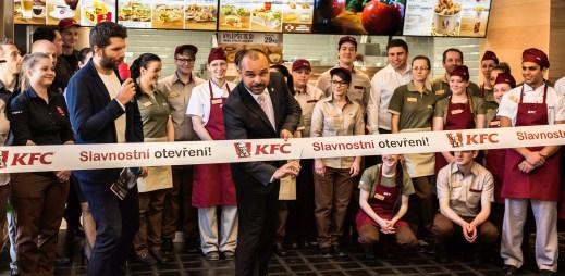 KFC představuje v České republice nový koncept restaurací