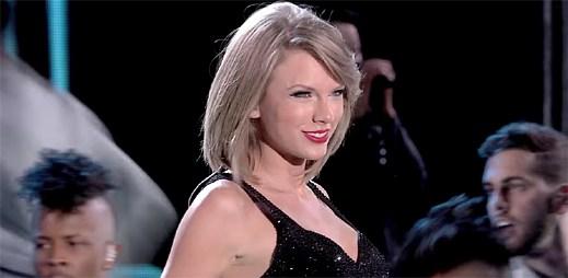 Taylor Swift se vrátila v čase a vydala nový klip New Romantics