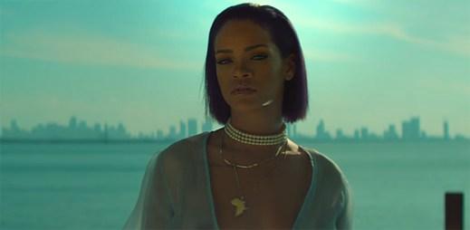 Rihanna se mstí za nevěru v klipu Needed Me