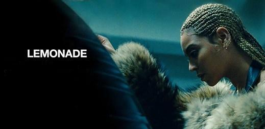 Beyoncé vydává nové vizuální album Lemonade založené na sebepoznání