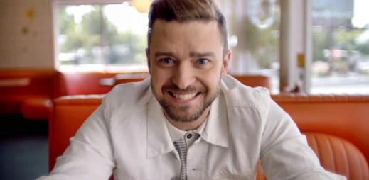 Justin Timberlake natočil roztančený klip Can't Stop The Feeling
