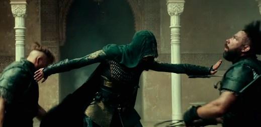 Film Assassin's Creed: Boj mezi Templáři a Assassíny vyvrcholí o Vánocích