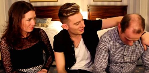 Jak reagovali rodiče youtubera Riyadha Khalafa, když zjistili, že je gay?