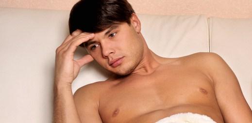 Nejčastější problém v posteli: Předčasná ejakulace!