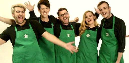 Zaměstnanci Starbucks podpoří londýnský Gay Pride