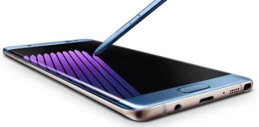 Samsung pozastavil prodeje mobilního telefonu Note 7. Na vině jsou vybuchující baterie