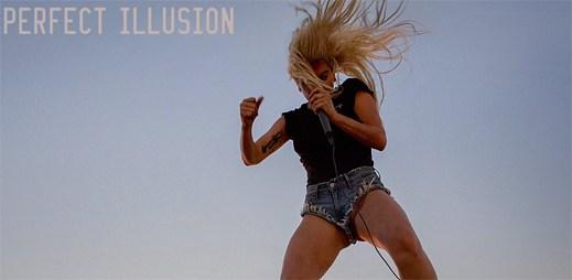 Lady Gaga je doopravdy zpět! Líbí se vám zbrusu nový hit Perfect Illusion z nového alba?