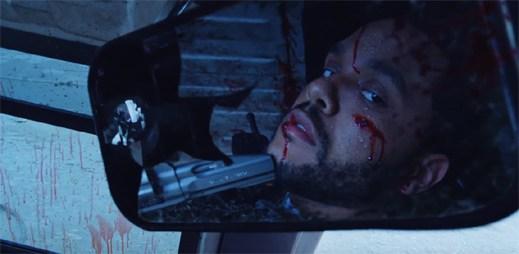 The Weeknd ve velkolepé filmové honičce s policií v klipu False Alarm