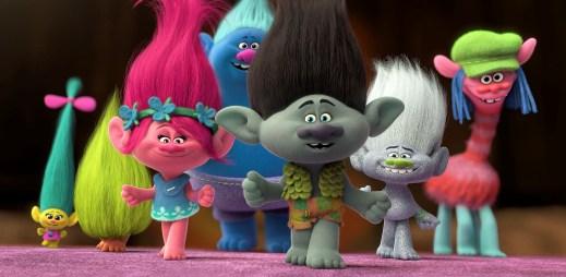 Film Trollové přichází od tvůrců Shreka. Zachrání si veselí Trollíci vlastní životy?