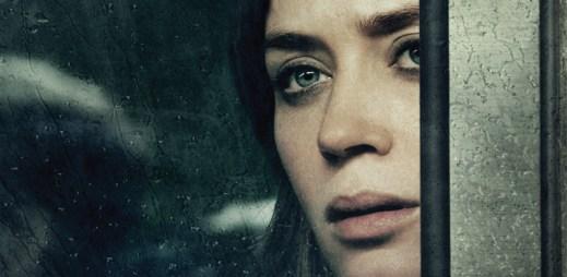 Film: Dívka ve vlaku. Thriller natočený podle románu, který šokoval svět