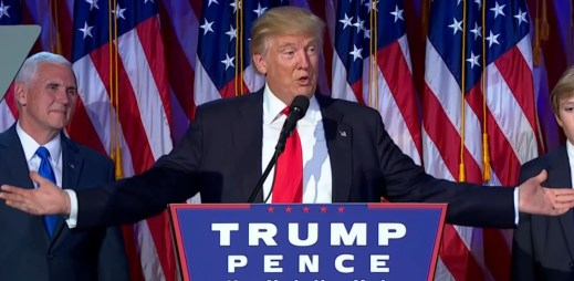 Bude Donald Trump chránit LGBT občany, tak jak slíbil?