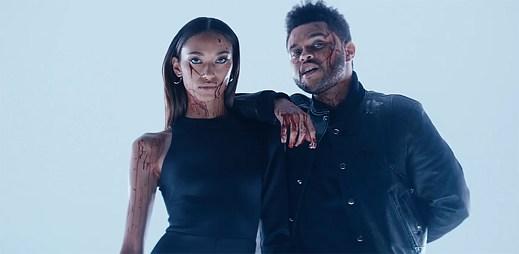 The Weeknd se účastní krvavé vraždy v krátkém filmu Mania
