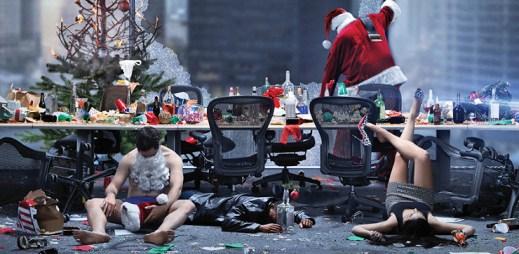 Trailer: Pařba o Vánocích. Tak takové Vánoce jste ještě nezažili!