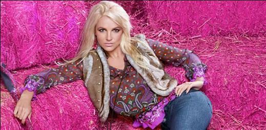 Britney Spears jako modelka? Obléká se do Candie's