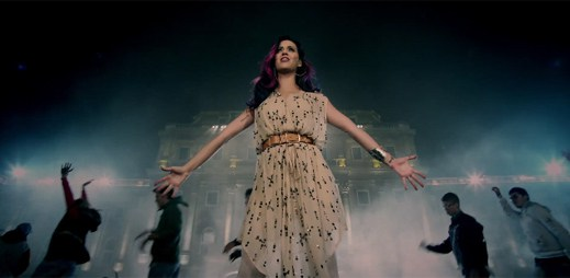 Teaser ke klipu Firework od Katy Perry